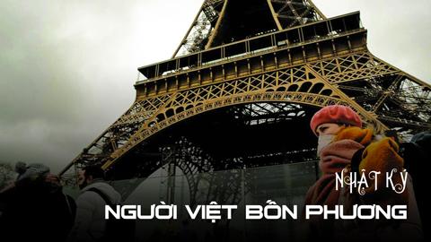 Nhật ký người Việt bốn phương