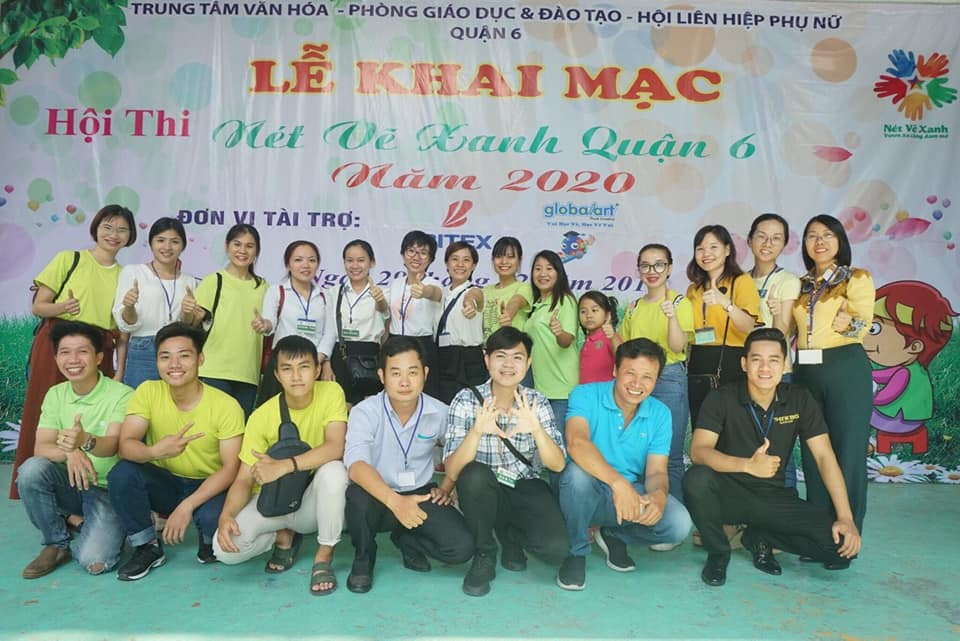 Niềm vui của Ban tổ chức hội thi khi thu hút được rất đông tác giả nhí tham gia sáng tạo.