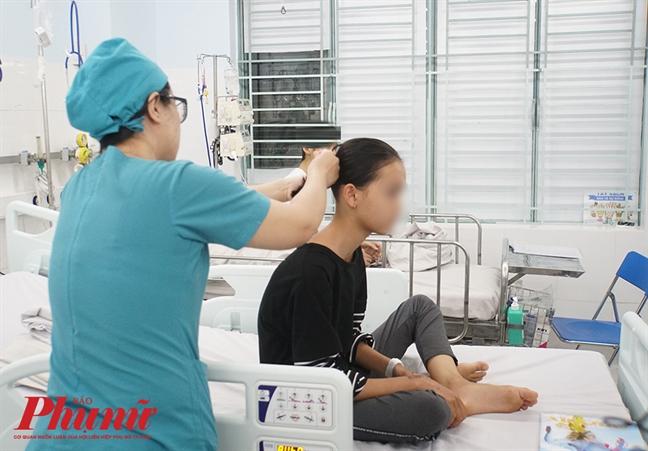 Một trường hợp cứu sống bệnh nhân ở Bệnh viện Nhi đồng 1
