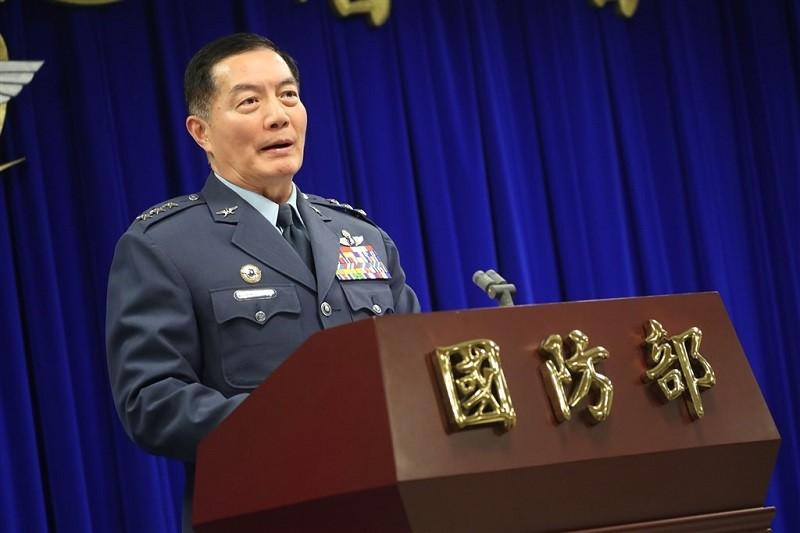 Tổng tham mưu trưởng Thẩm Nhất Minh - Ảnh: CNA