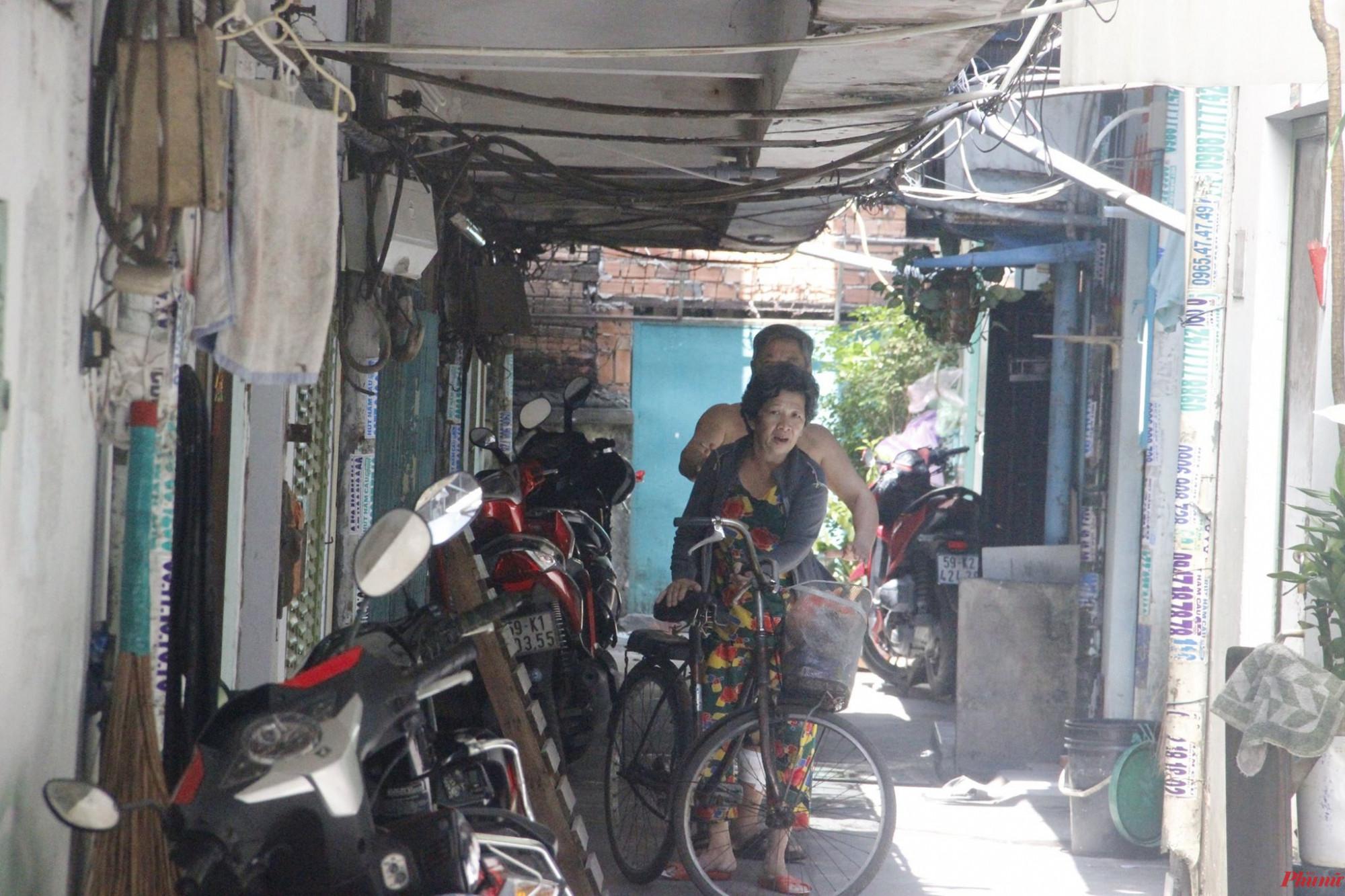 Quý 1 năm 2020, các hộ dân ở chung cư 119B Tân Hòa Đông sẽ được di dời đến nơi ở mới để xây trường học