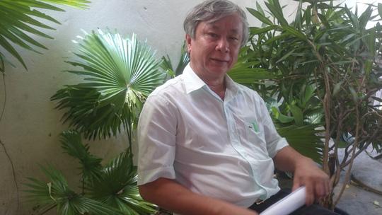 Nguyên Giám đốc sở Y tế Long An Lê Thanh Liêm