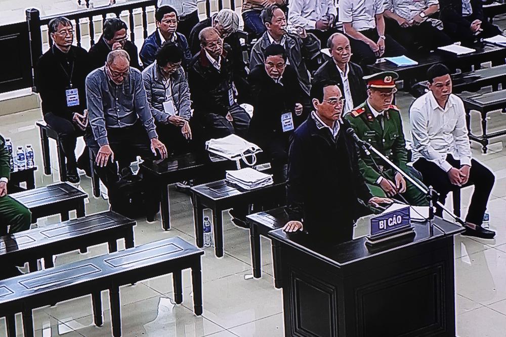 Cựu Chủ tịch UBND TP. Đà Nẵng Văn Hữu Chiến