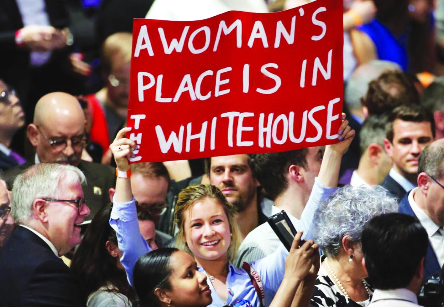 Cuộc đua vào Nhà Trắng năm 2020 được dự đoán là cuộc đua mang đậm màu sắc nữ quyền