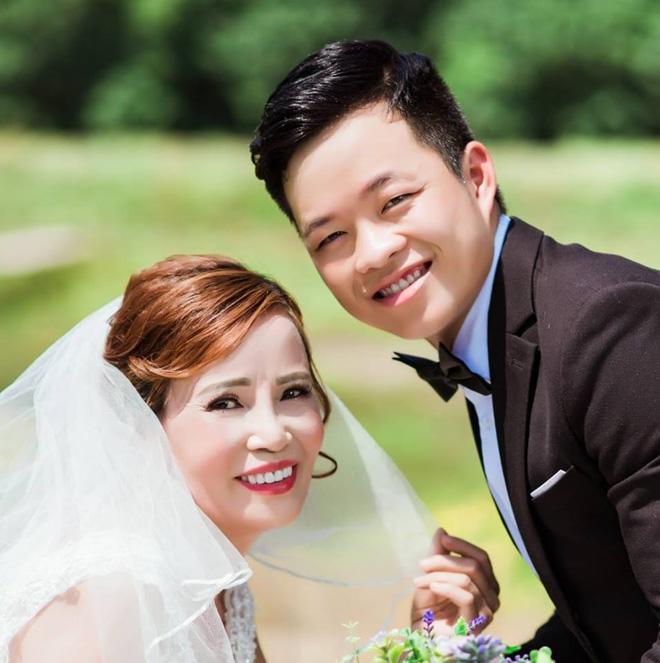 Vợ già chồng trẻ là duyên ba đời?