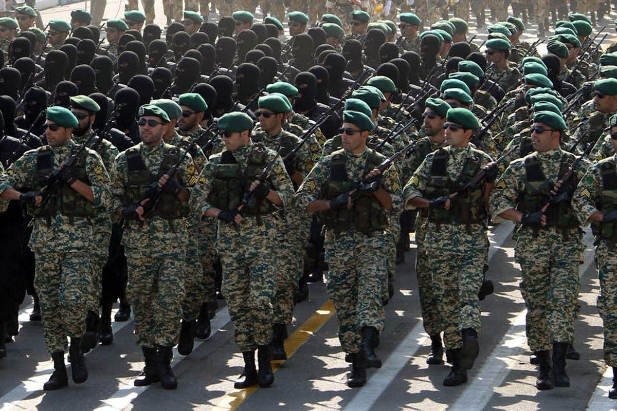 Mỹ đưa lực lượng Vệ binh Cách mạng Hồi giáo Iran (IRGC) vào danh sách những nhóm khủng bố.