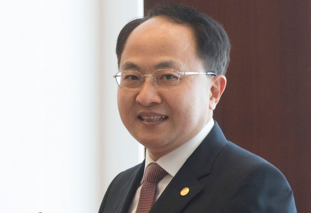Ông Wang chỉ vừa đảm nhận chức Chủ nhiệm Văn phòng Liên lạc Chính phủ Nhân dân Trung ương tại Hồng Kông trong hơn hai năm.