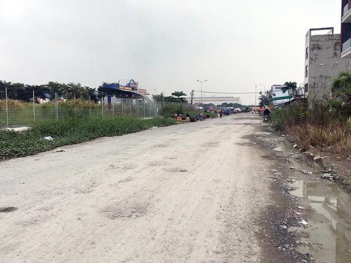 Khu đất 8,3ha của Công ty Thuận Hưng được hoán đổi
