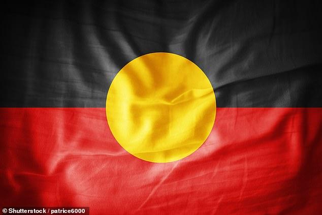 Lá cờ đại diện cho thổ dân Úc