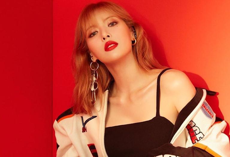 HyunA gây chú ý với sự trở lại cuối năm 2019.
