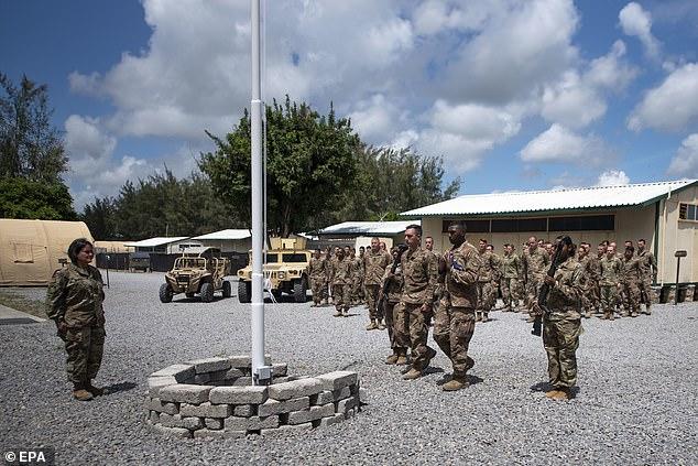 Đây là vụ tấn công đầu tiên của nhóm cực đoan từ Somalia nhắm vào Mỹ.