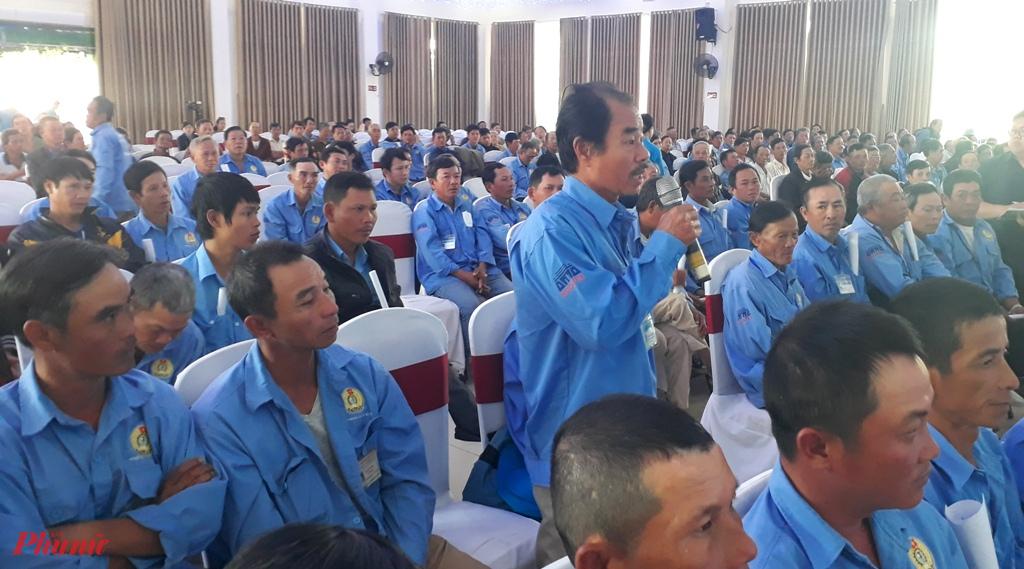 """Tại buổi gặp gỡ hơn 500 đoàn viên nghiệp đoàn,  chủ xe xích lô ông Phan Ngọc Thọ chủ tịch UBND tỉnh Thừa Thiên Huế  bày tỏ mong muốn cần phải nâng tầm thương hiệu và hình ảnh, để xích lô Huế trở có một vị trí trong mắt du khách. Để làm được điều đó, cần sự chung tay của các ban ngành, đoàn thể. Đầu tiên, cần nghiên cứu để có một mẫu xe thống nhất, mang một """"phong cách"""" Huế"""