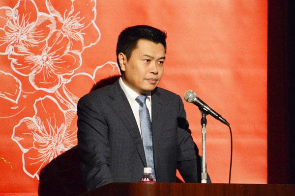 Ông Pan Zhengming. Ảnh: AGB Nippon