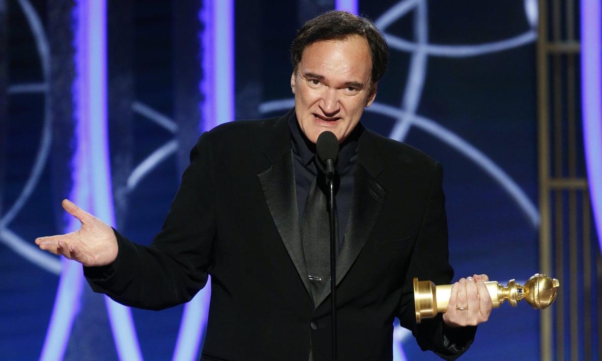 Đạo diễn Quentin Tarantino và bộ phim