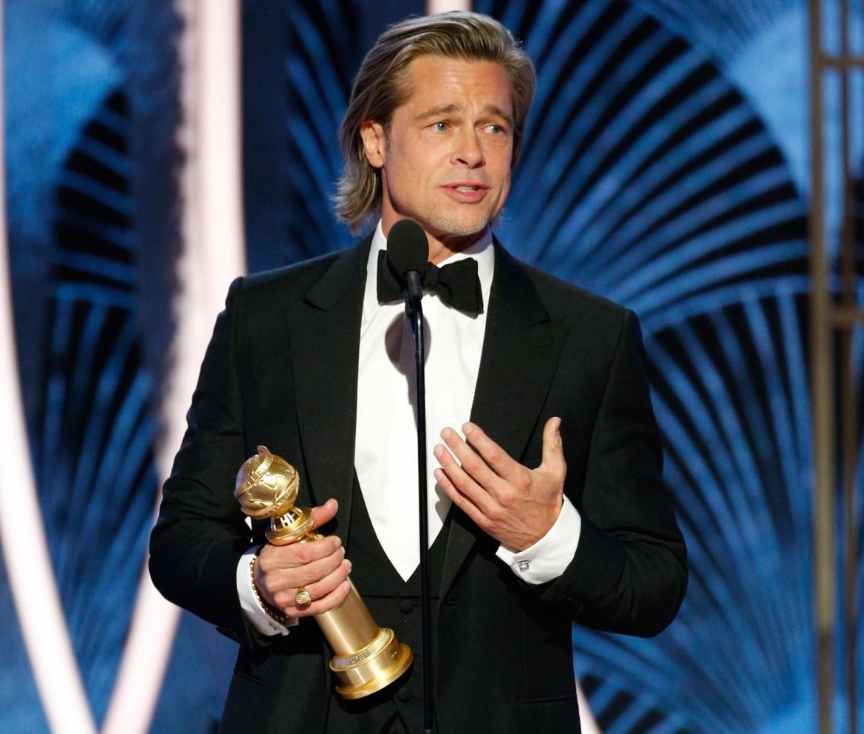 Chiến thắng của Brad Pitt tại quả cầu vàng không bất ngờ