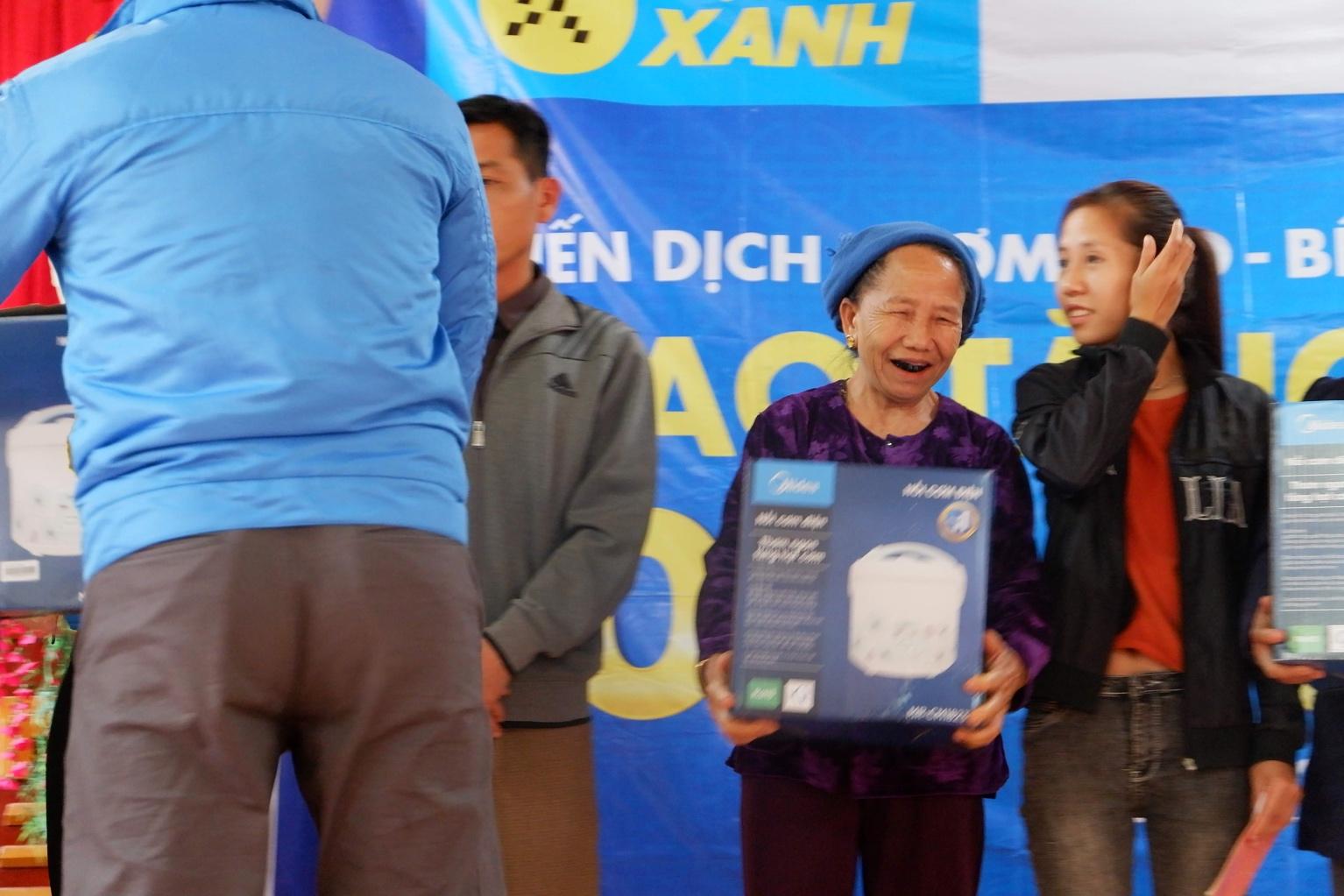 Hãy để Điện máy Xanh và các đối tác góp phần đem đến cái tết ấm và no cho người Việt. Nguồn ảnh do Điện Máy Xanh cung cấp