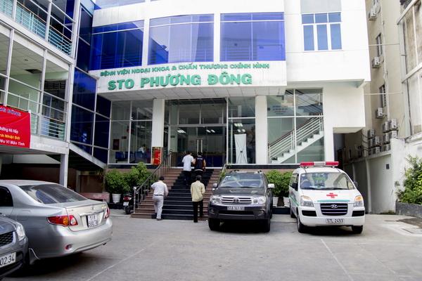 Bệnh STO Phương Đông (quận 10, TP.HCM).