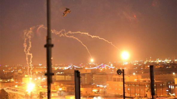 Iran đe dọa sẽ tấn công các nước đồng minh nếu Mỹ có động thái đáp trả cuộc tấn công vào hai căn cứ quân sự.
