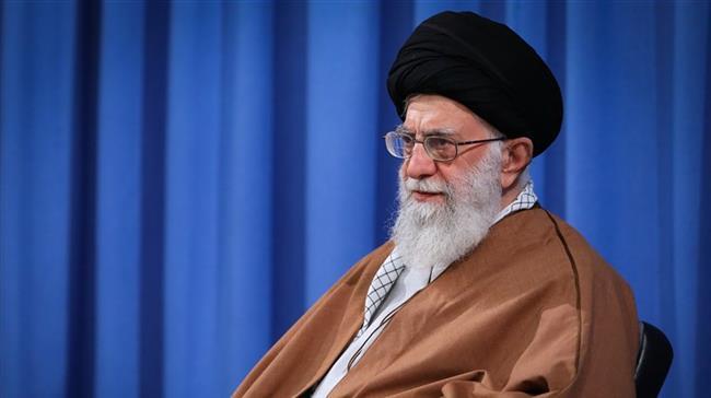 Lãnh tụ Tối cao Ayatollah Seyyed Ali Khamenei. Ảnh: Press TV