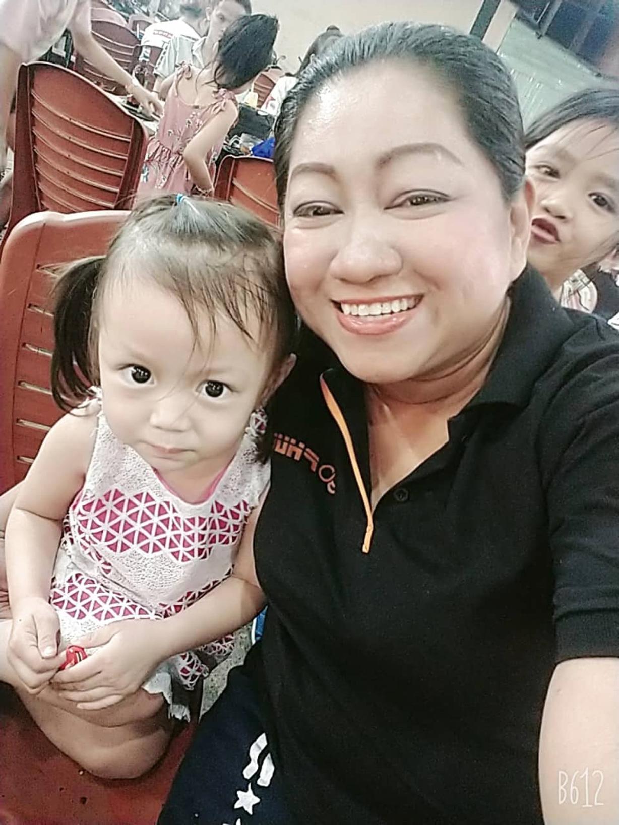 Chị Loan thấy hạnh phúc vì con gái đã vào được đại học