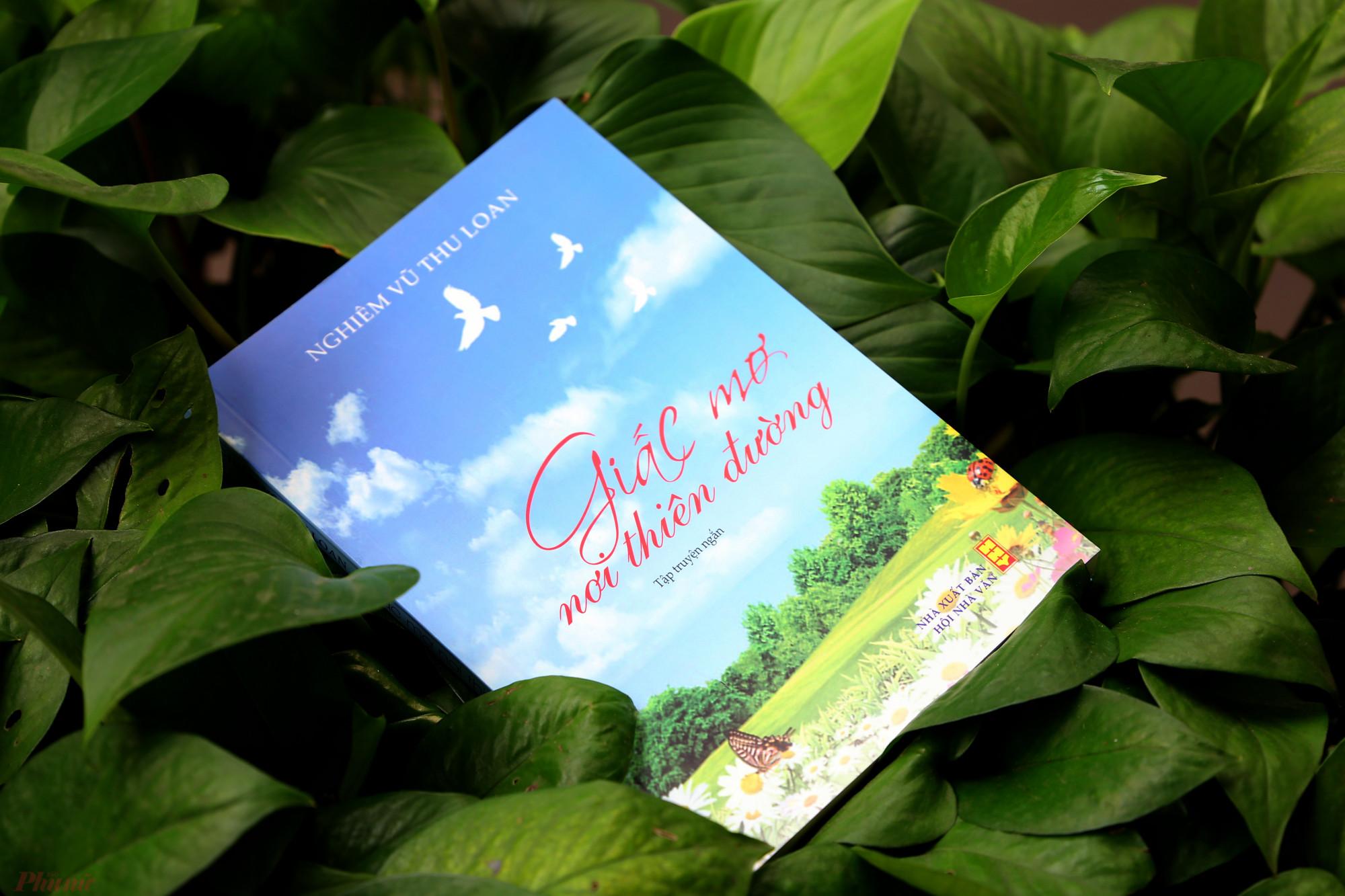 Cuốn Giấc mơ nơi thiên đường được tác giả góp nhặt từ câu chuyện của những mảnh đời xung quanh và từ trải nghiệm của chính bản thân