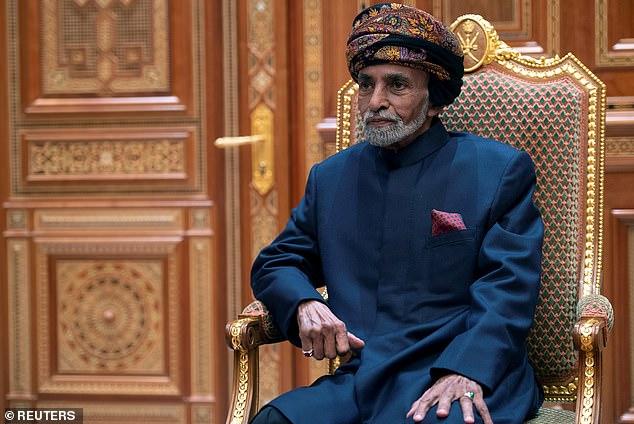 Quốc vương Oman vừa qua đời sau 50 năm trị vì đất nước.