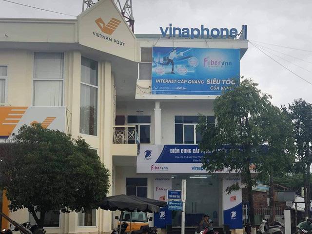 Bưu điện thị xã Điện Bàn