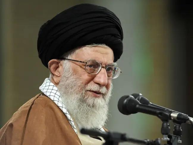 Lãnh đạo tối cao Ayatollah Ali Khamenei của Iran - Ảnh: AFP