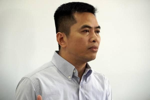 ông Phạm Quốc Dũng - nguyên chủ tịch HĐQT Công ty tư vấn dịch vụ thương mại Thanh Bình