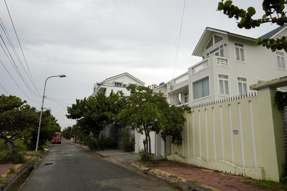 Một góc dự án biệt thự Thanh Bình
