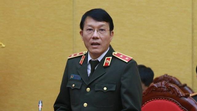 Trung tướng Lương Tam Quang