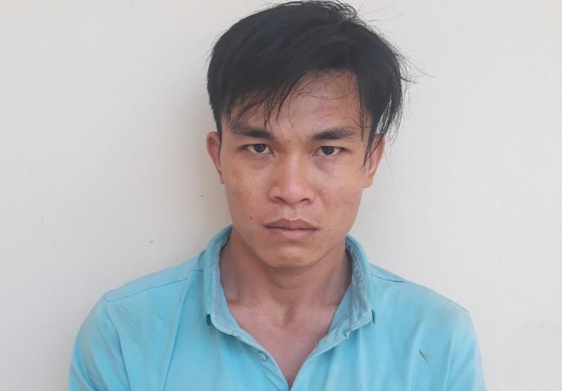 Đối tượng Nguyễn Chí Tâm - Ảnh công an cung cấp