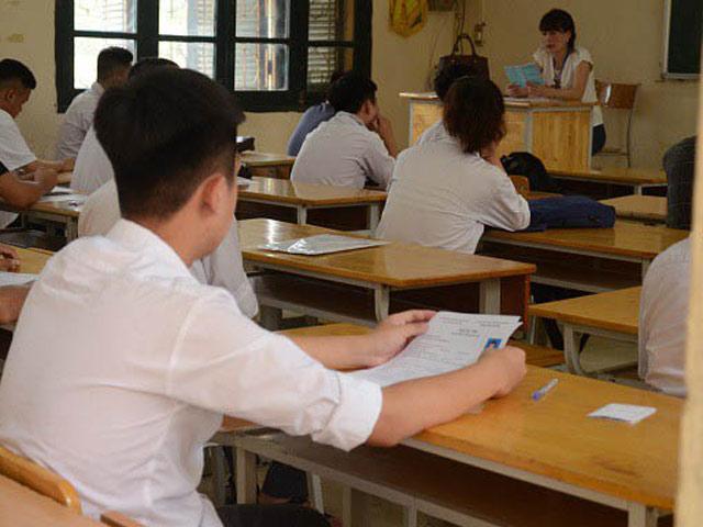 Theo dự thảo, thí sinh bị đình chỉ thi trong kỳ thi THPT quốc gia năm 2020 sẽ bị hủy bỏ kết quả thi