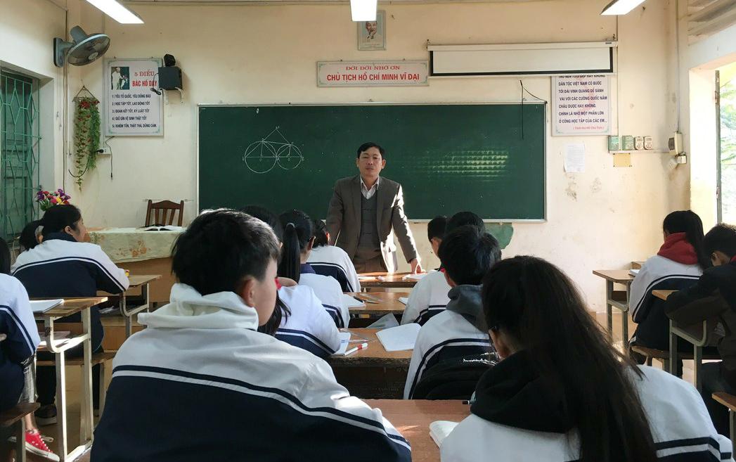 Nhiều giáo viên