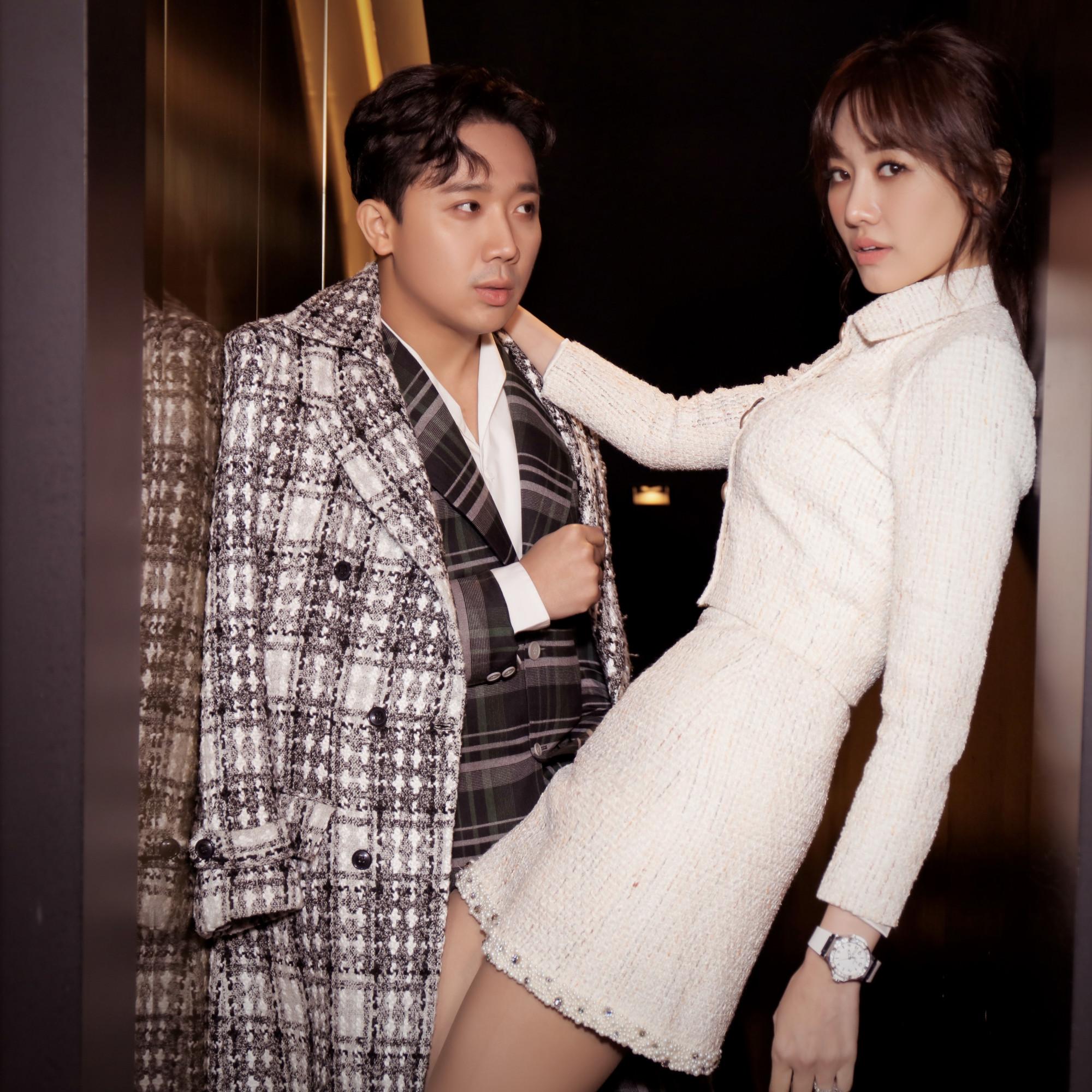 Nhìn lại năm 2019, đặc biệt là thành công của dự án web drama Bố già gần đây  giúp Trấn Thành và Hari Won cảm thấy tự hào, mãn nguyện với những gì đã làm được và không quên hy vọng khán giả sẽ luôn yêu thương, ủng hộ cả hai trong thời gian tới.