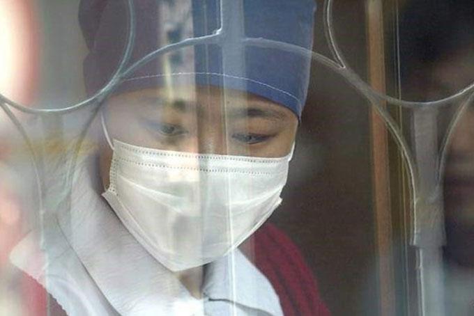 Bệnh viêm phổi do loại vi rút mới được ghi nhận lần đầu tiên trên người ở thành phố Vũ Hán, Trung Quốc