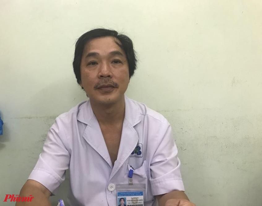 Bác sĩ Nguyễn Tuấn Khôi