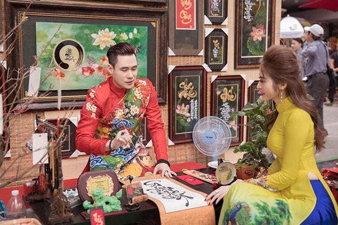 Với Khánh Phương, ngày tết luôn là những ngày đặc biệt thiêng liêng và ý nghĩa trong năm