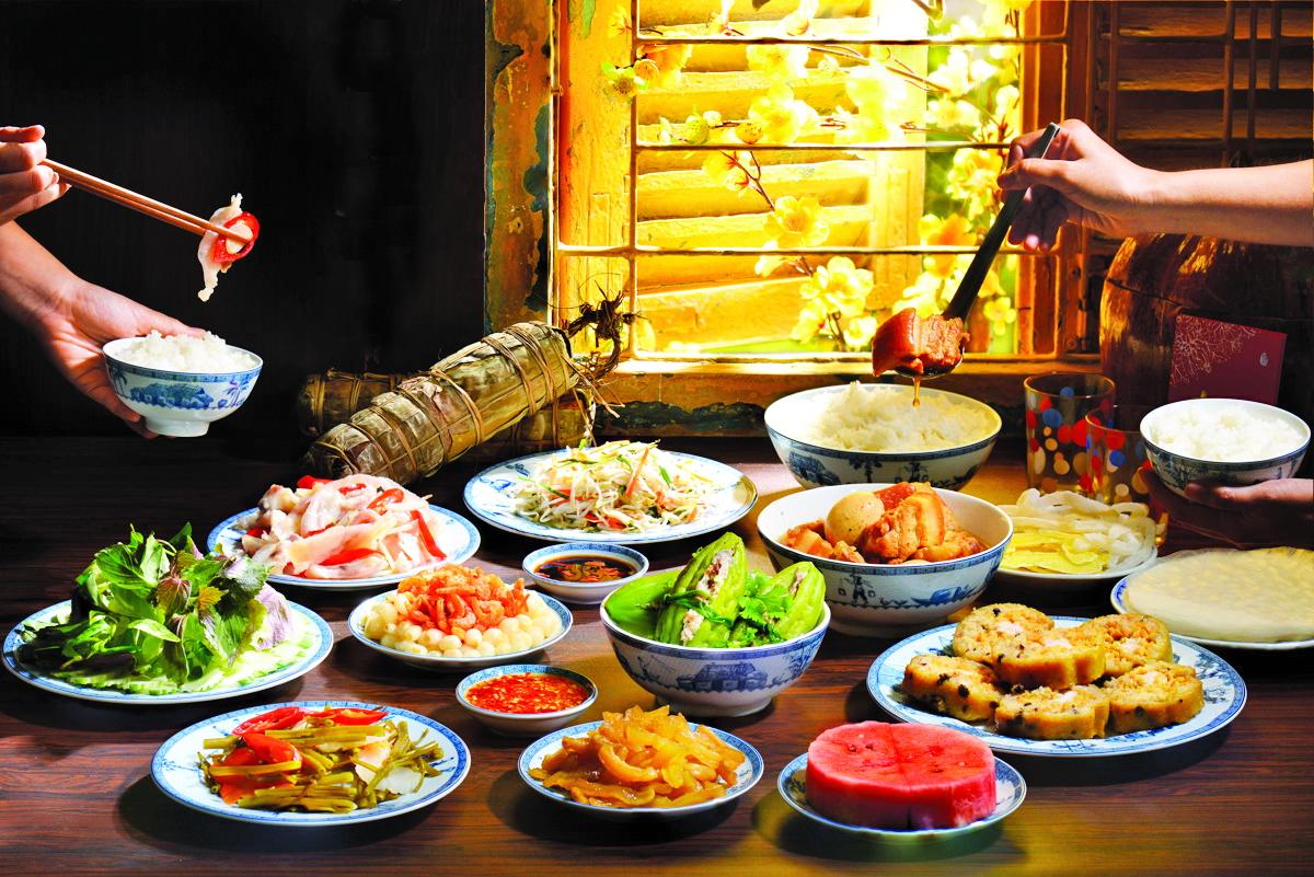 Bệnh nhân đái tháo đường vẫn có thể ăn các món truyền thống ở mức hạn chế trong những ngày tết