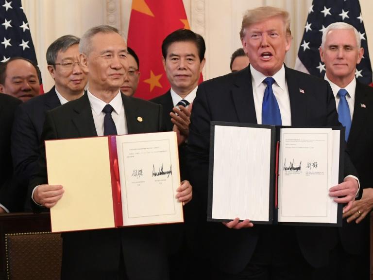 Thỏa thuận thương mại giai đoạn 1 bao gồm các điều khoản quy định về việc chuyển giao công nghệ trên nguyên tắc tự nguyện, không bị ép buộc bởi chính phủ của hai quốc gia.