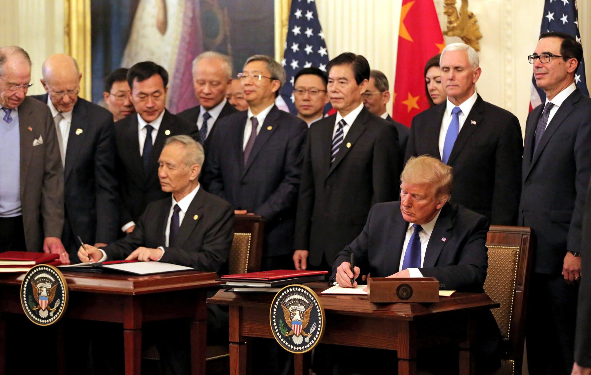 Dù phía Bắc Kinh đã có một số động thái tích cực về quy định quản lý, thỏa thuận cũng chỉ khắc phục một phần rạn nứt giữa Trung Quốc và Mỹ về bí mật công nghệ.