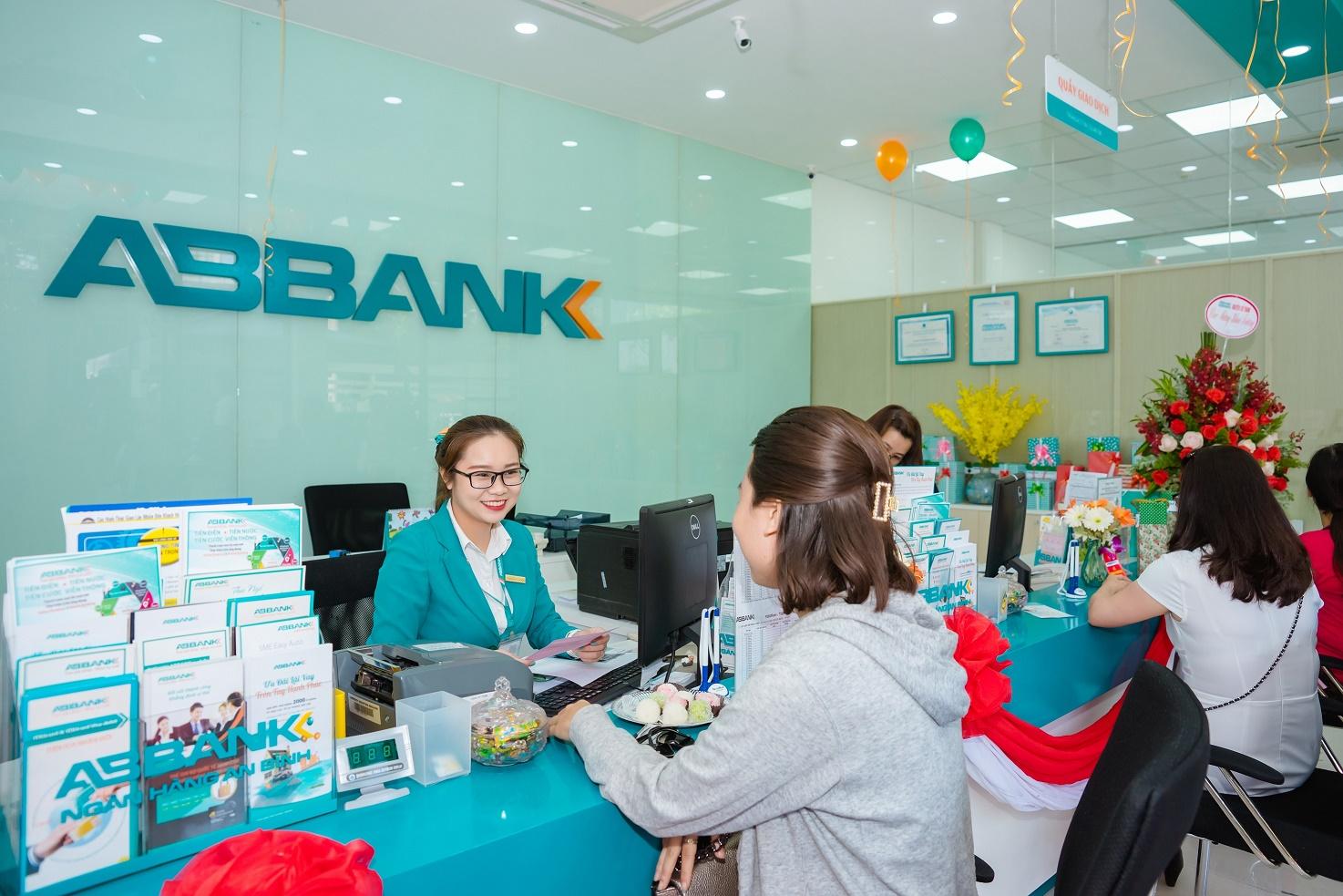 Trong năm 2019, tổng tài sản của ABBANK đã vượt mốc 100.000 tỷ