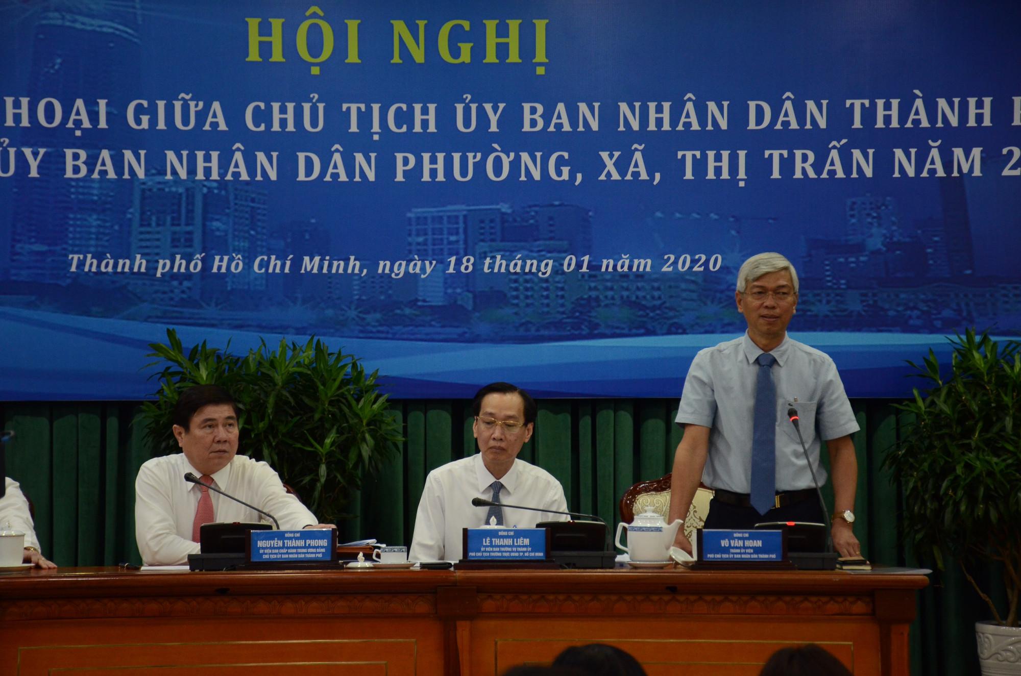 Phó Chủ tịch UBND TPHCM Võ Văn Hoan cho rằng, quản lý chung cư hướng đến như quản lý khách sẽ sẽ dễ dàng hơn