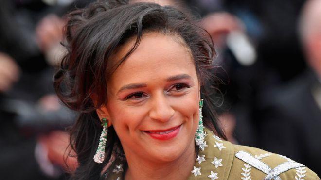 """Dos Santos, người phụ nữ giàu nhất châu Phi nhờ """"vắt kiệt"""" đất nước Angola - Ảnh: Getty Images"""