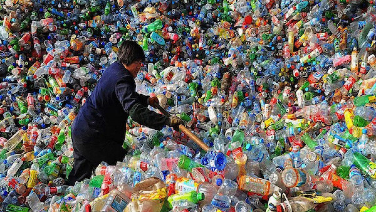 Các khu vực tại Trung Quốc sẽ giảm dần hoặc cấm hẳn các loại rác thải nhựa trong vòng 5 năm tới.