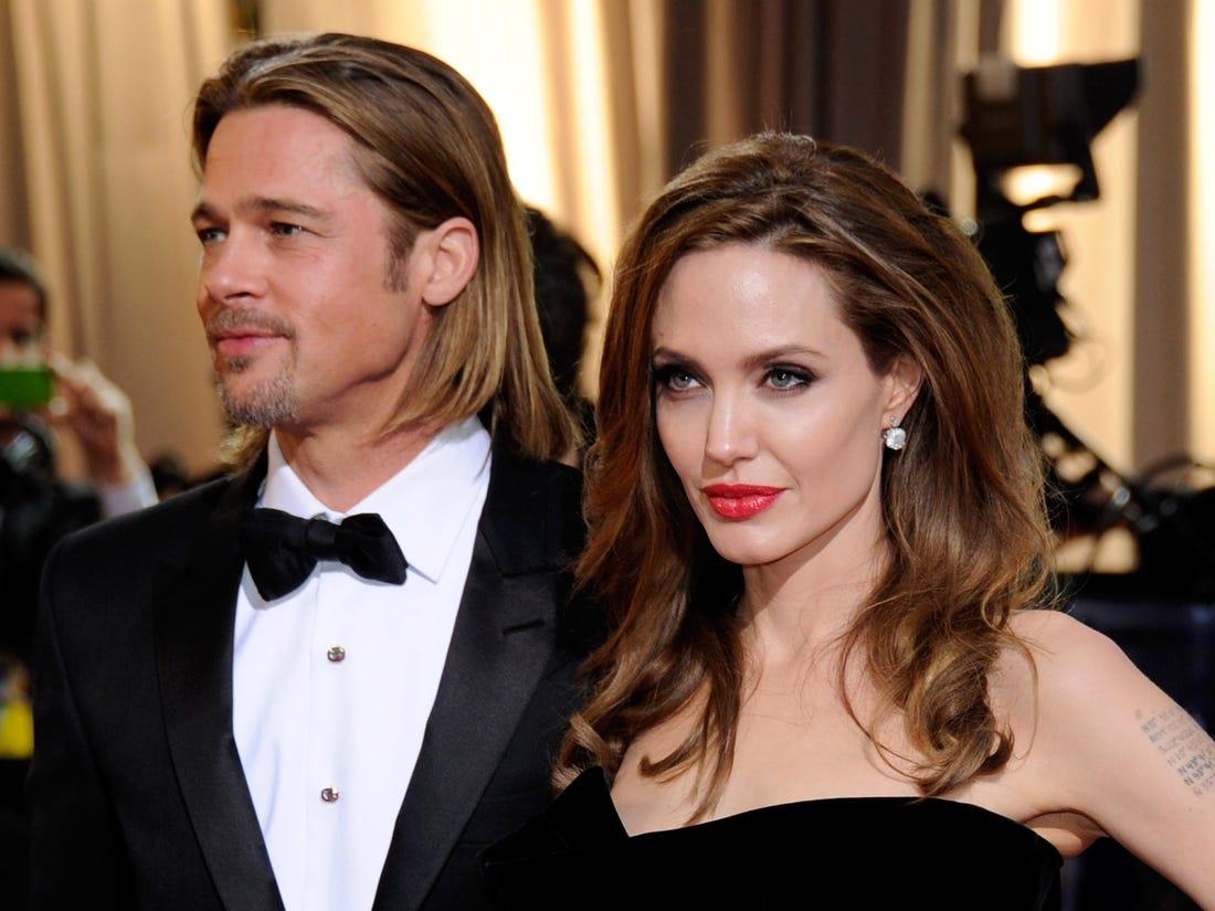 Brad Pitt và Angelina Jolie bất ngờ hợp tác làm ăn sau ly hôn