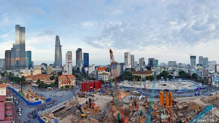 Một Việt Nam đang phát triển với thị trường tự do là cơ hội tốt cho các nhà đầu tư từ châu Âu và thế giới.