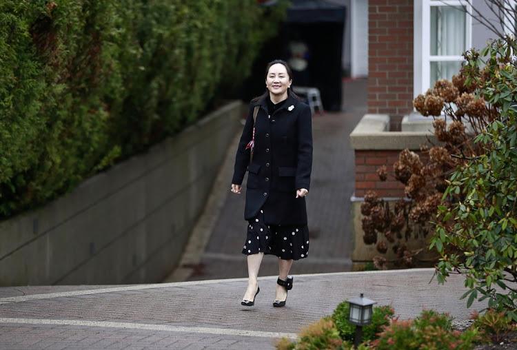 Huawei cho biết tập đoàn luôn đứng về phía bà Mạnh và khẳng định rằng bà vô tội.