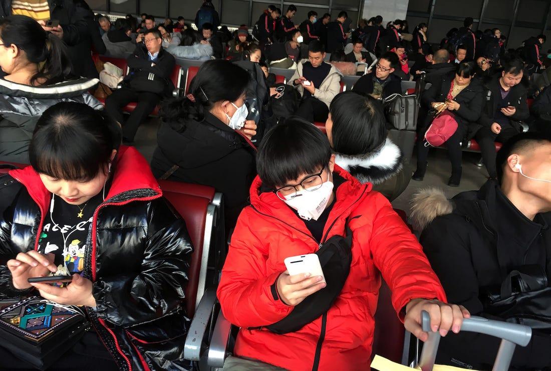 Trung Quốc đang trong thời điểm tệ nhất để bùng phát dịch, khi hàng triệu người di chuyển về quê ăn Tết hoặc du lịch ra nước ngoài.