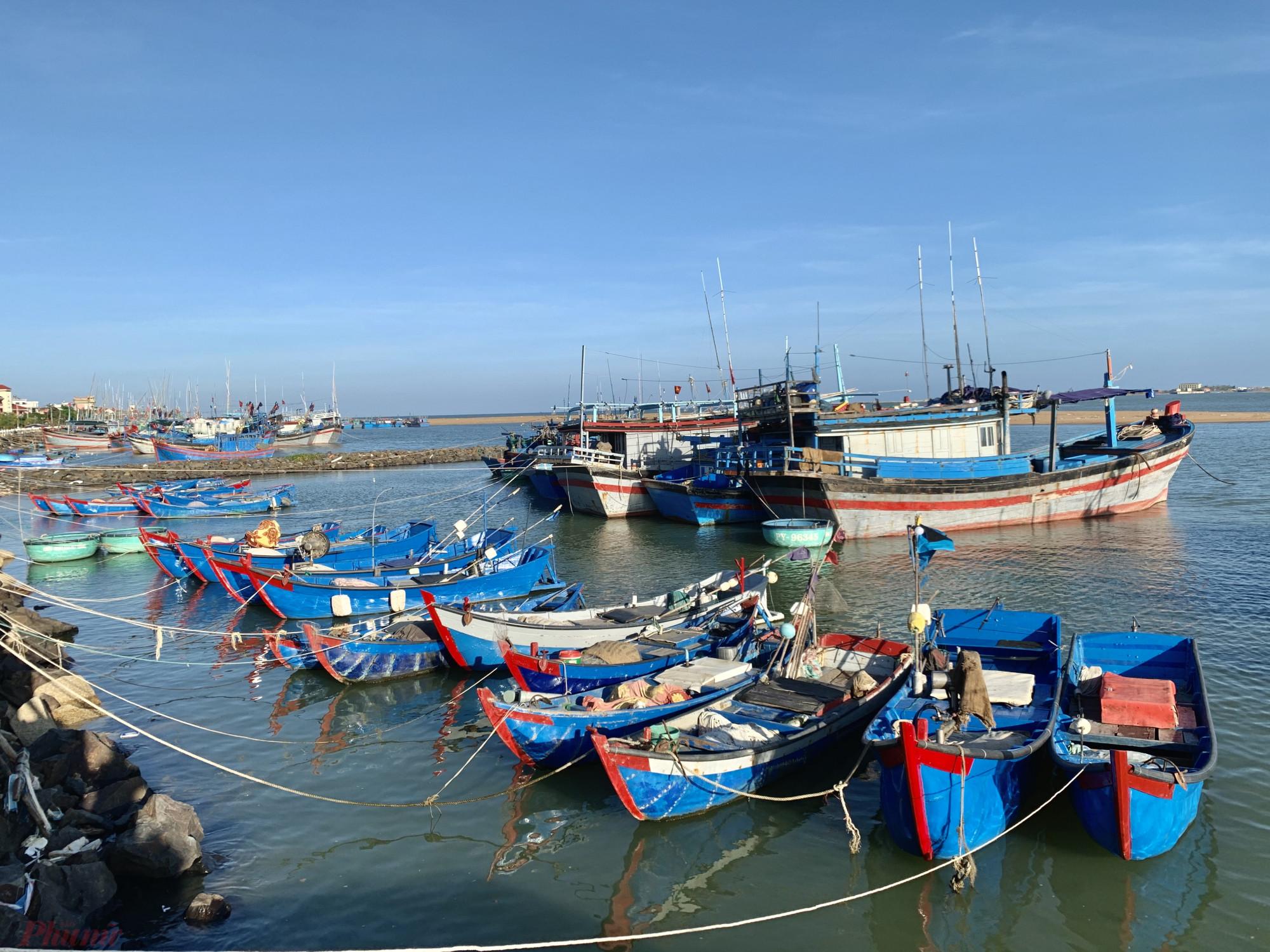 Ngư dân vẫn đi biển